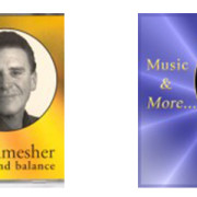 CDs of Alan Mesher